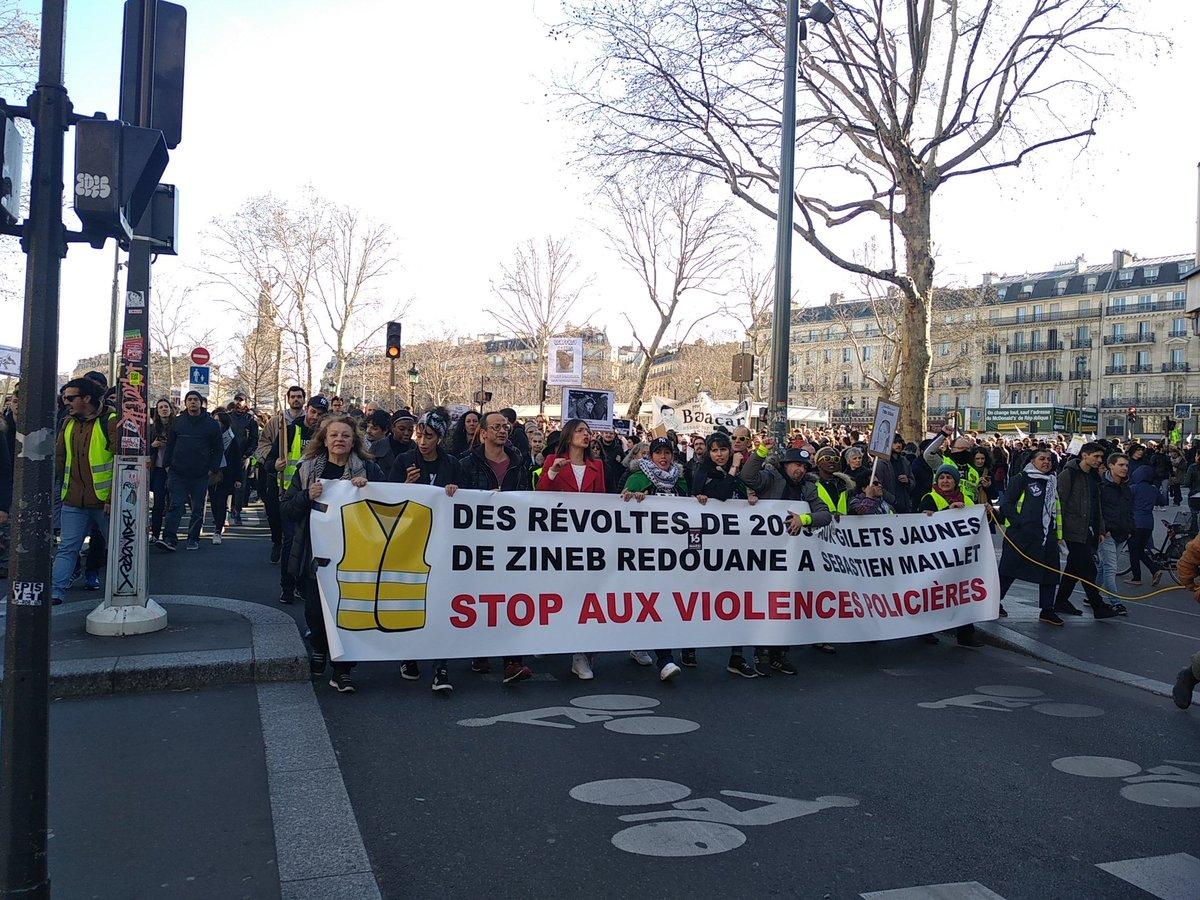 foto de Gilets jaunes marche pour le Climat et des Solidarités