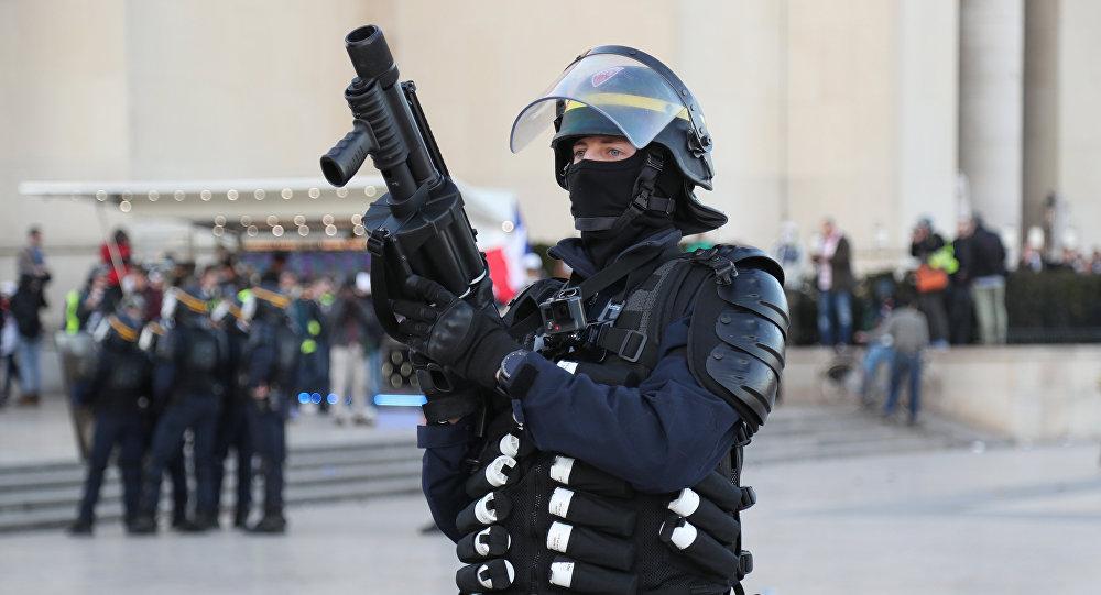 foto de Gilets jaunes Les forces de répression récompensées par une nouvelle revalorisation salariale