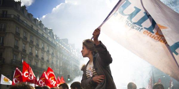 L'offensive autoritaire et raciste du gouvernement continue de se déployer dans les facs : soutien à l'UNEF