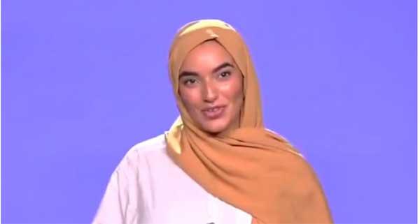 Soutien à Imane Boun, harcelée par la droite et l'extrême-droite avec le soutien du gouvernement !