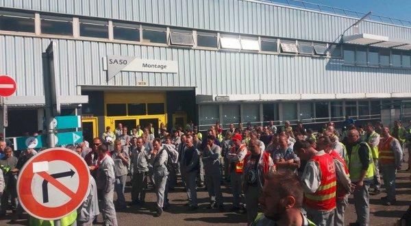 PSA Mulhouse. Plus de 1000 ouvriers en grève le 26 mai. Un exemple à suivre dans tous les bagnes salariés