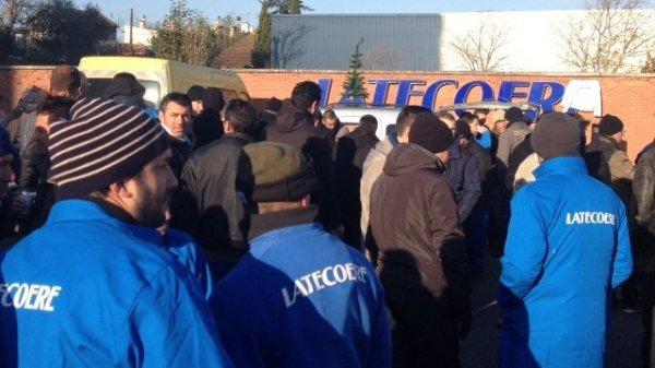 Toulouse. Un grand rassemblement devant l'usine Latécoère et un appel à ne pas reprendre le travail !