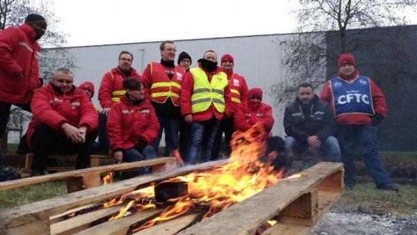 Victoire express : XPO Logistics, leader européen de logistiques, cède après 10h de grève