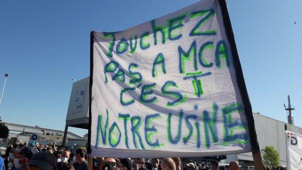 Maubeuge. 8000 manifestant pour refuser la restructuration à Renault-MCA