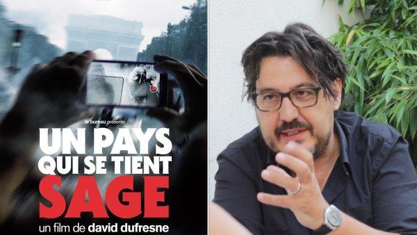 Cinéma. Un pays qui se tient sage : la violence de la police en débat. Entretien avec David Dufresne