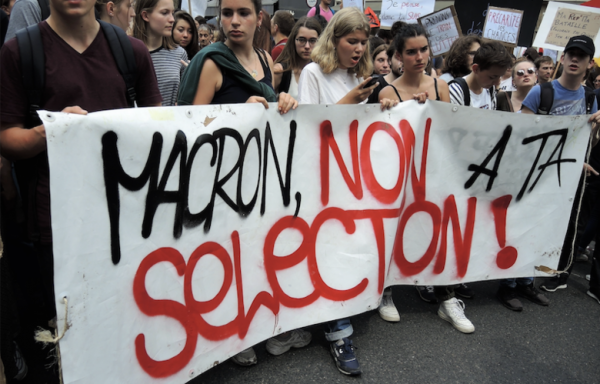 Parcoursup : les mensonges du gouvernement et de Frédérique Vidal
