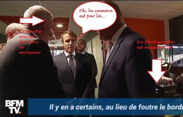 Illettrés, fainéants, bordélisateurs. Macron n'aurait-il pas un problème avec les prolos ?