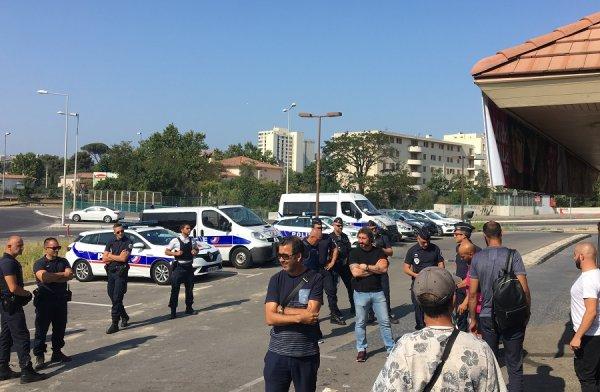 Marseille. Les grévistes de McDonald's victimes d'intimidation policière et judiciaire