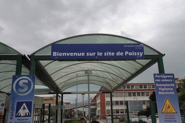 PSA Poissy (78) : Répression et méthodes de gangster