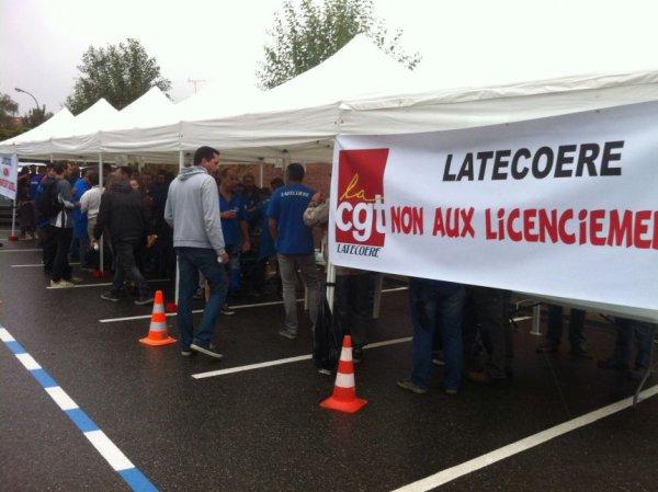 [Vidéo] Toulouse. Interview des travailleurs de Latécoère