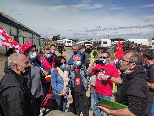 Blanquefort. Répression syndicale à Magna : le combat continue !